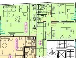 Продава Тристаен апартамент - София, Дианабад