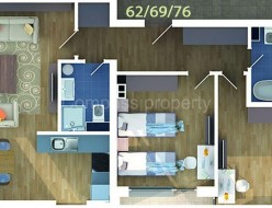 Sell Two bedroom apartment - Sofia, Lagera