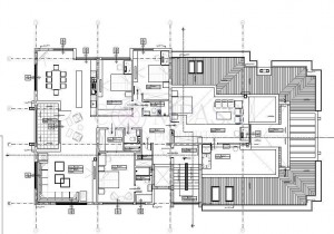 Многостаен апартамент - София, Бояна