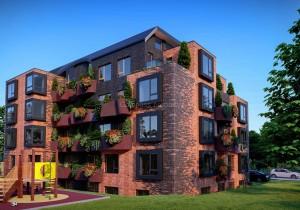 One bedroom apartment - Sofia, Vitosha Semiramida residential complex